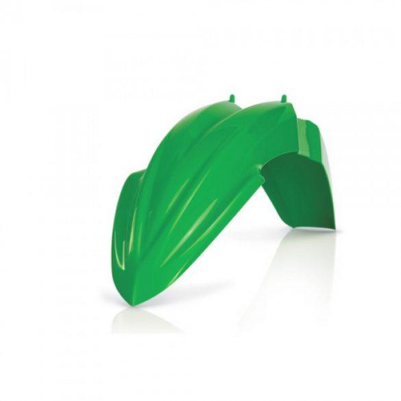 Acerbis első sárvédő - KAWASAKI KX 85/100 14/20 - zöld