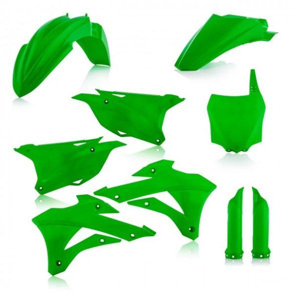 Acerbis teljes idomszett -  KAWA 85/100 14/20 - zöld