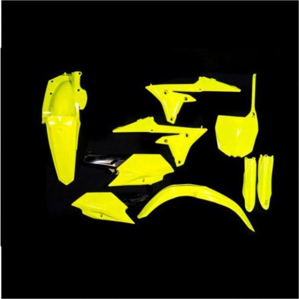 Acerbis teljes idomszett -  YZF 250 14/18 + 450 14/17 - sárga