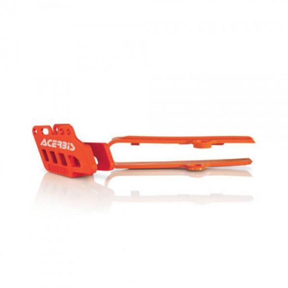 Acerbis láncvezető szett -  KTM SX85 06-14 - narancs