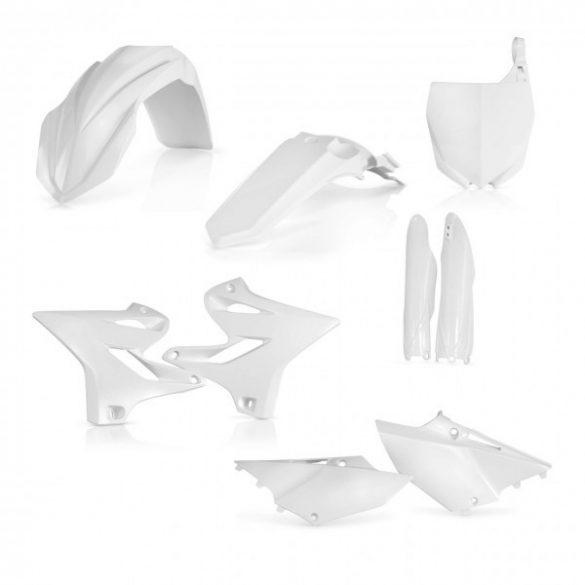 Acerbis teljes idomszett -  YZ 125/250 15/21 - fehér
