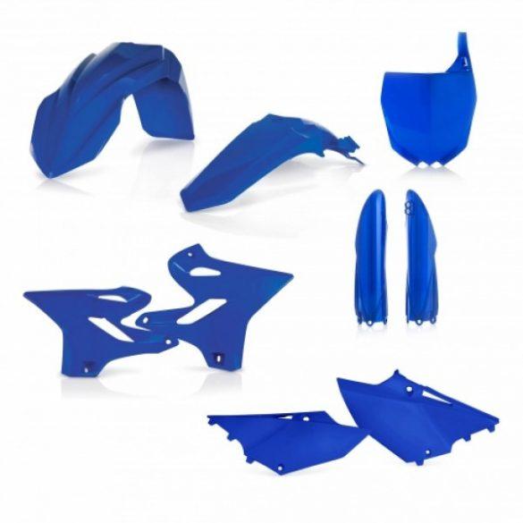 Acerbis teljes idomszett -  YZ 125/250 15/21 - kék