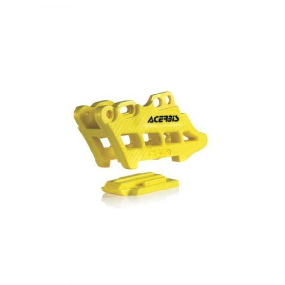 Acerbis hátsó láncvezető - RM125-250 + RMZ 250/450 - sárga