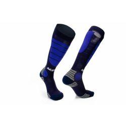 Acerbis cross zokni - MX Impact - kék