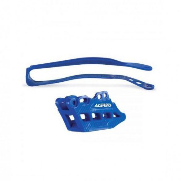 Acerbis láncvezető szett -  YZF 250/450 09-20 + WR 09-20 - kék