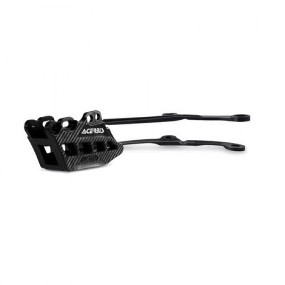 Acerbis láncvezető szett  -  KXF250 09/19 + KXF450 09-15 - fekete