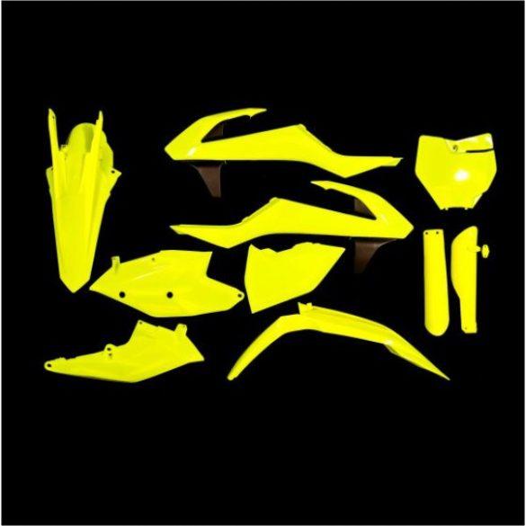 Acerbis teljes idomszett -  KTM SX/SXF 16-18 - sárga