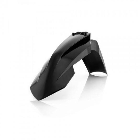Acerbis első sárvédő - S SX/SXF 16-18 + EXC 17-18 - fekete