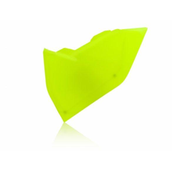 Acerbis légszűrő idom -  KTM EXC 17-18 + SX 16-18  - sárga