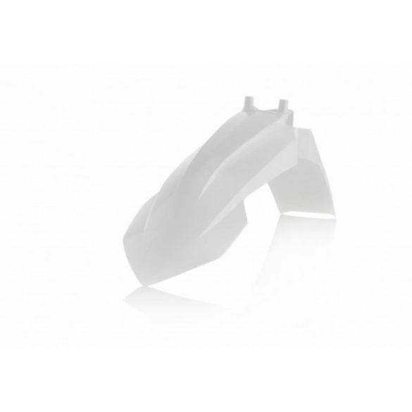 Acerbis első sárvédő -  KTM SX65 16/20 - fehér