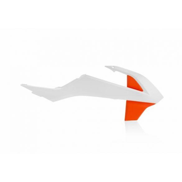 Acerbis tankidom -  KTM SX 65 16/20 - narancs/fehér