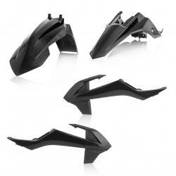 Acerbis idomszett - KTM SX 65 16/20 - fekete