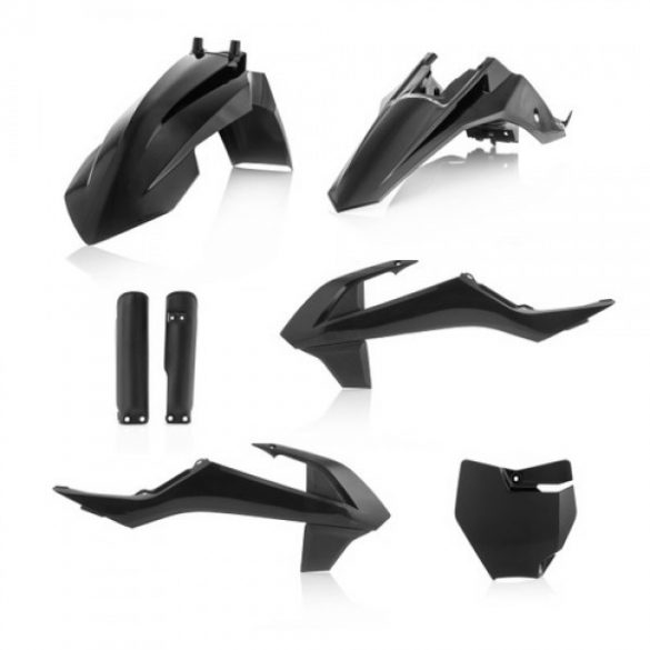 Acerbis teljes idomszett -  KTM SX 65 16/18 - fekete