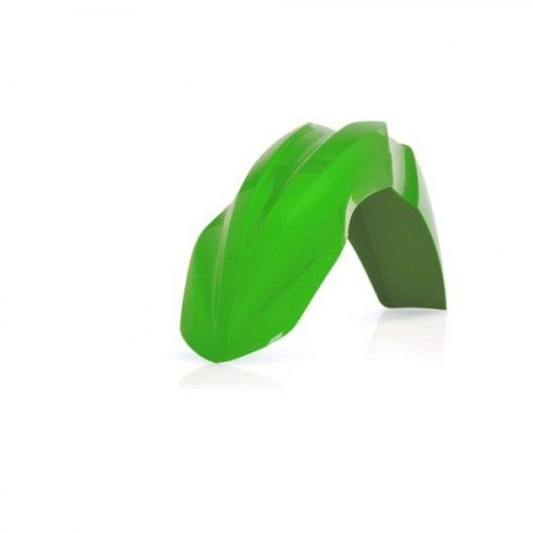 Acerbis első sárvédő -  KAWASAKI KXF250 17 + KXF450 16-17 - Acerbis első sárvédő -  KAWASAKI KXF250 17-18 + KXF450 16-18 - zöld