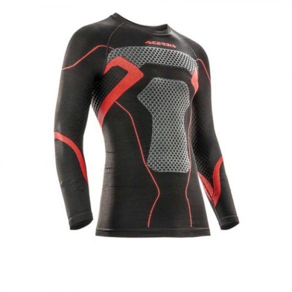 Acerbis téli aláöltöző- MX X-Body Winter - fekete/piros