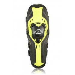 Acerbis térdvédő - Gorilla - fekete/sárga- egy méretű