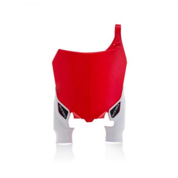 Acerbis fejidom -  RAPTOR CRF450R 13-16 - piros/fehér