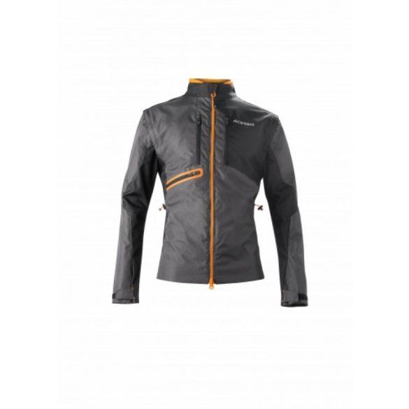 Acerbis enduro kabát - Enduro One - fekete/narancs