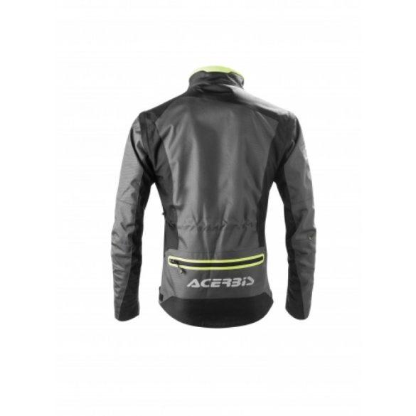 Acerbis enduro kabát - Enduro One - fekete/sárga