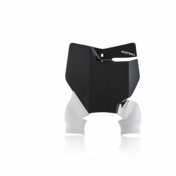 Acerbis fejidom - Raptor KTM 16-18 - fekete/fehér