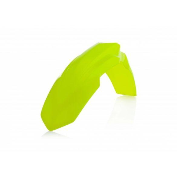 Acerbis első sárvédő -  CRF 450 17/20 + CRF 250 18/20 - sárga