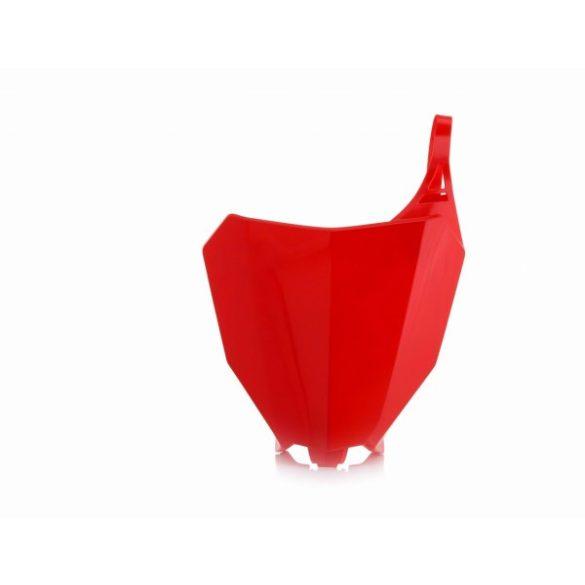 Acerbis fejidom -  CRF 450 17/20 + CRF 250 18/20 - piros