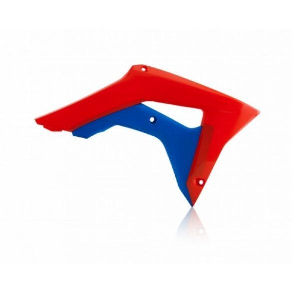 Acerbis tankidom -  CRF 450 17/20 + CRF 250 18/20 - piros/kék