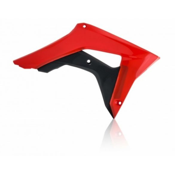 Acerbis tankidom -  CRF 450 17/20 + CRF 250 18/20 - piros/fekete