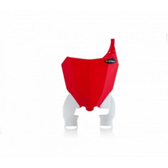 Acerbis fejidom - Raptor CRF450R 17/20 - piros/fehér