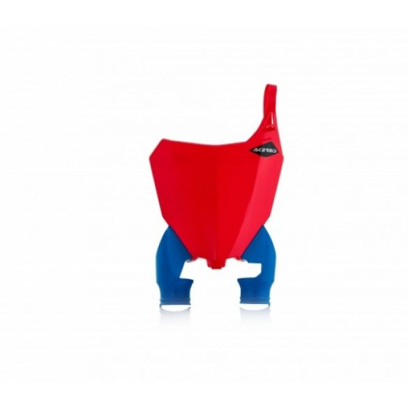 Acerbis fejidom - Raptor CRF450R 17/20 - piros/kék