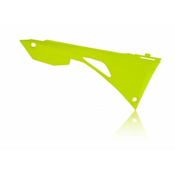 Acerbis légszűrő idom -  HONDA CRF 450 17/20 + CRF 250 18/20 - sárga