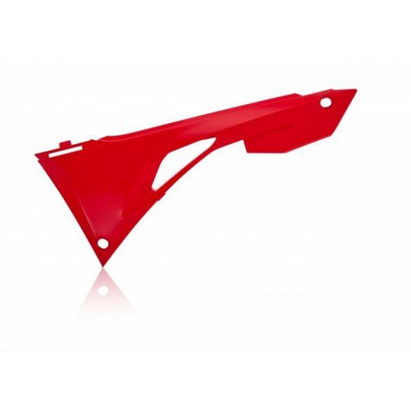 Acerbis légszűrő idom -  HONDA CRF 450 17/20 + CRF 250 18/20 - piros