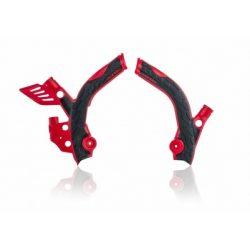 Acerbis vázvédő - X-Grip - BETA RR 2T 250/300 + 4T 350/498 13/20 - piros/fekete