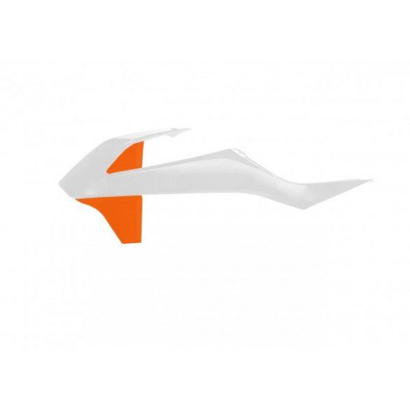 Acerbis tankidom -  KTM SX 85 18-21 - fehér/narancs