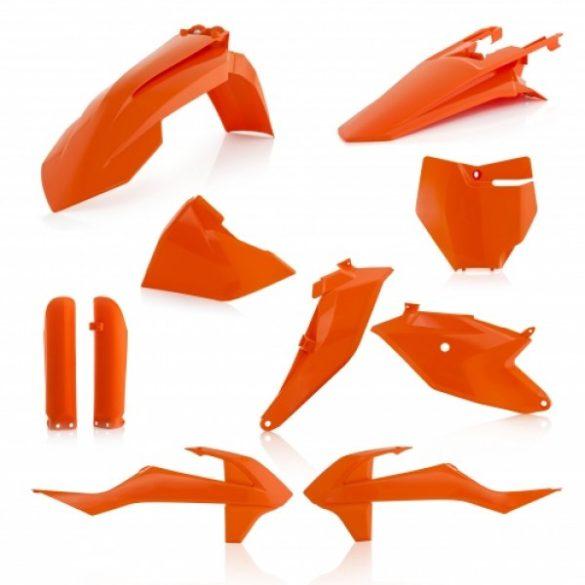 Acerbis teljes idomszett -  KTM SX 85 18-21 - narancs