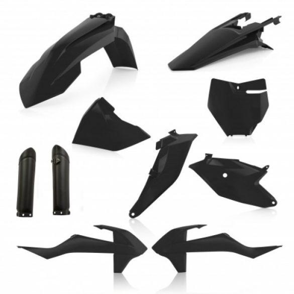 Acerbis teljes idomszett - KTM SX 85 18-21 - fekete