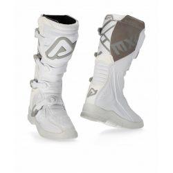 Acerbis cross csizma - X-Team  -fehér