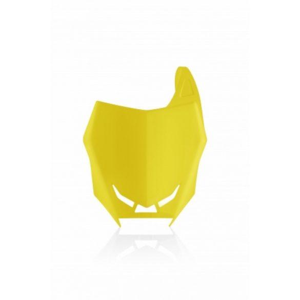 Acerbis fejidom -  SUZUKI RMZ 450 18/20 + rmz 250 20 - sárga