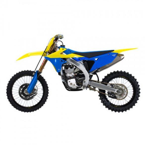 Acerbis teljes idomszett -  SUZUKI RMZ 450 18/20 + rmz 250 20 - sárga/kék