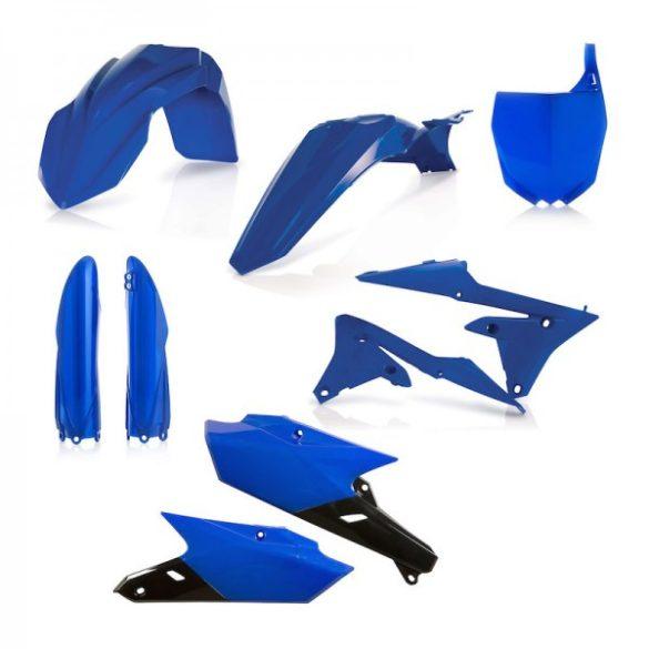 Acerbis teljes idomszett -  YAMAHA YZF250 14/18 + YZF450 14/17 - kék