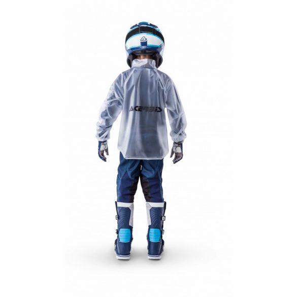 TRASPARENT RAIN JACKET 3.0 - KID - CLEAR