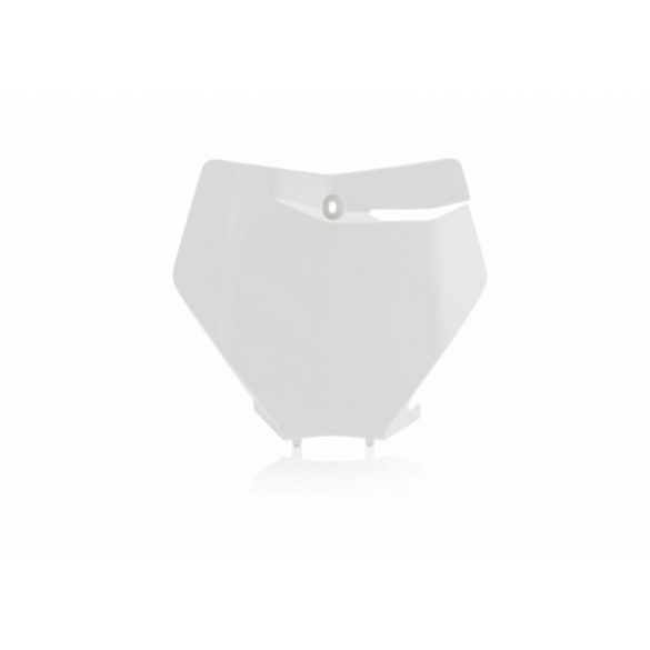 Acerbis fejidom -  KTM SX/SXF 19-20 - fehér