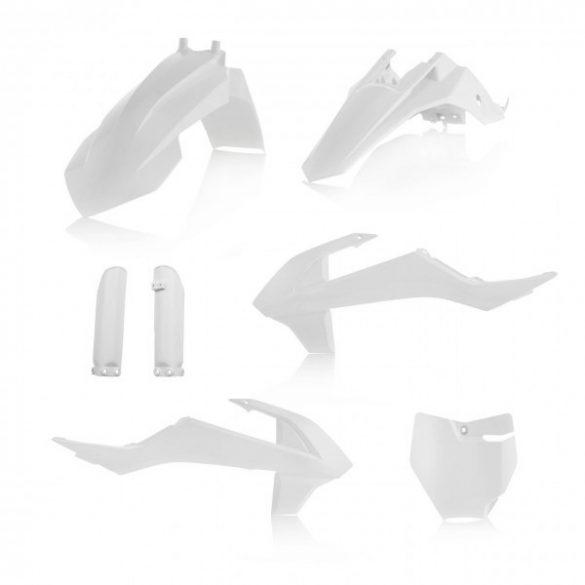Acerbis teljes idomszett - KTM SX 65 16/20 - fehér