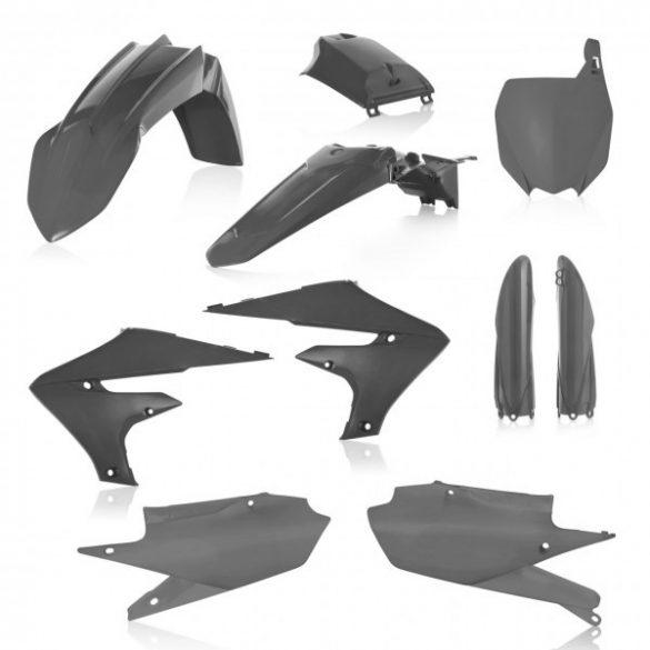Acerbis teljes idomszett -  YAMAHA YZF 250 19-21 + 450 18/21 7 darab - szürke