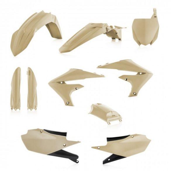 Acerbis teljes idomszett -  YAMAHA YZF 250 19-21 + 450 18/21 7 darab - homokszínű