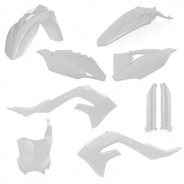 Acerbis teljes idomszett -  KAWASAKI KXF 450 19-20 - fehér