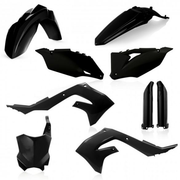 Acerbis teljes idomszett -  KAWASAKI KXF 450 19-20 - fekete