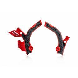 Acerbis vázvédő - X-Grip - 125-200 18-20 - BETA - piros/fekete