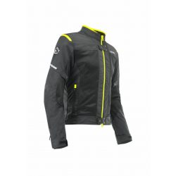 RAMSEY MY VENTED JACKET 2.0 CE - BLACK/YELLOW