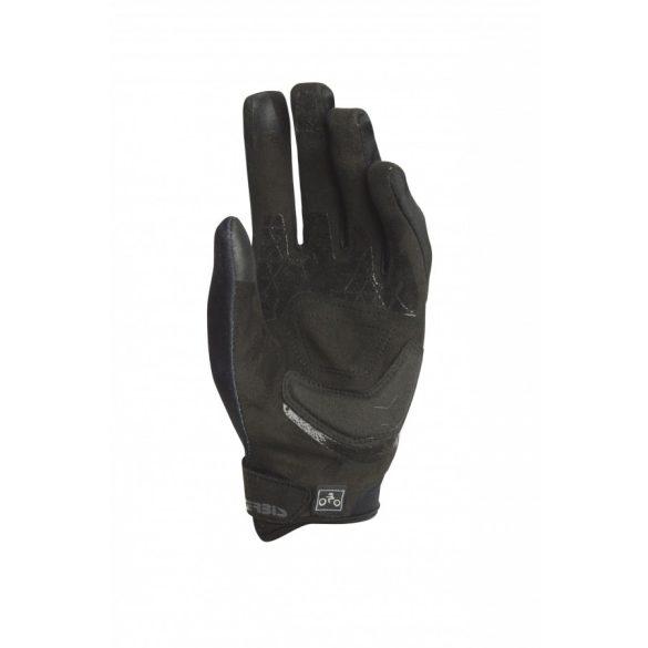 Acerbis enduro kesztyű - X-Enduro - fekete